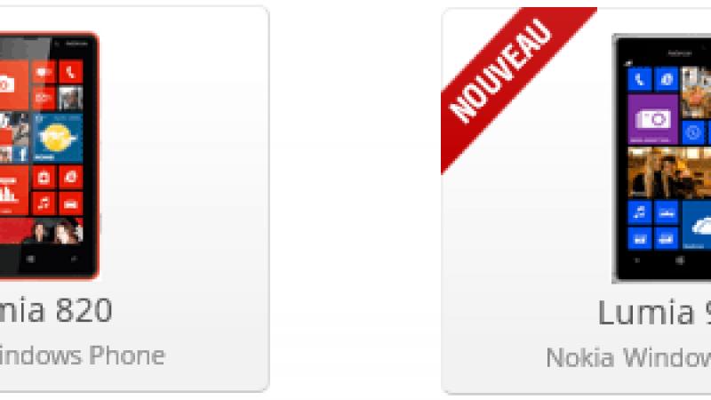 Free Mobile : L'assistance ajoute les guides d'utilisation des Nokia Lumia 820 et 925