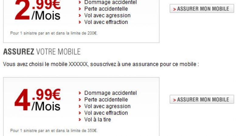 Fuite : Free Mobile proposerait  une gamme d'assurance pour son mobile