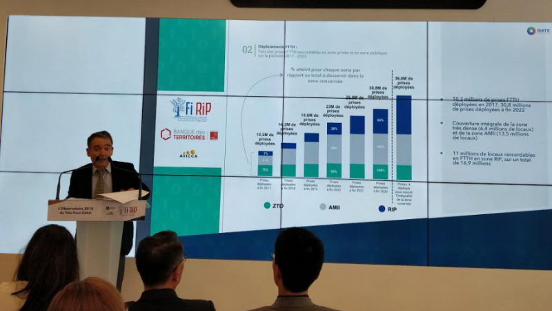Accélération des déploiements FttH : le défi des 20 millions de prises à construire d'ici 5 ans