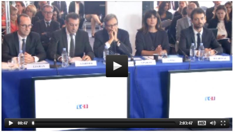 Passage sur la TNT gratuite : Regardez les auditions de LCI, Paris Première et Planète+ devant le CSA