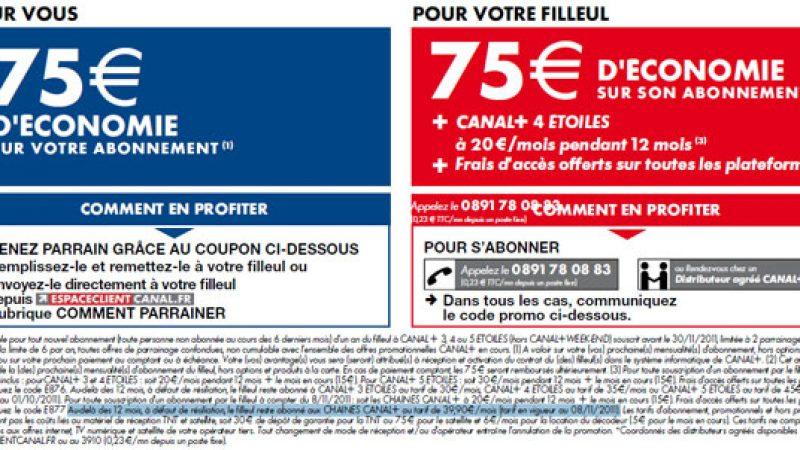 [MàJ] Canal+ augmente son tarif à 39,90€ à compter du 8 novembre