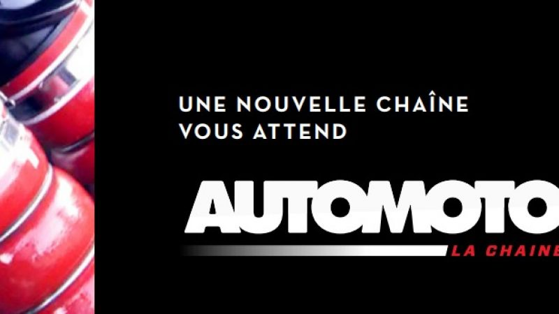 La nouvelle chaîne Automoto sera incluse gratuitement pour tous les abonnés Freebox