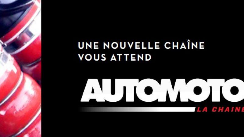La chaîne Automoto est lancée et elle est disponible gratuitement pour tous les abonnés Freebox