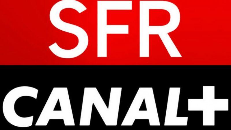 Canal+ pourrait arrêter de diffuser ses chaînes sur les box d'SFR dès ce week-end