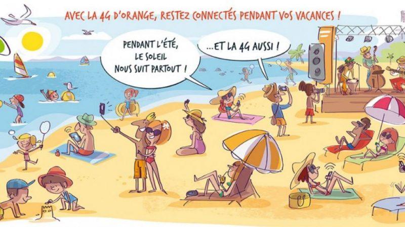 Orange annonce un débit théorique max de 680 Mb/s dans une ville française, encore loin du gigabit/s de Monaco Telecom (Xavier Niel)