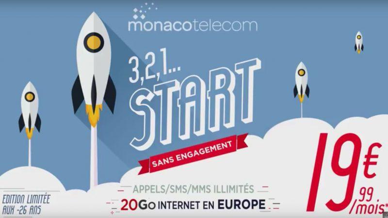 Monaco Telecom : lancement d'un forfait destiné aux moins de 26 ans uniquement