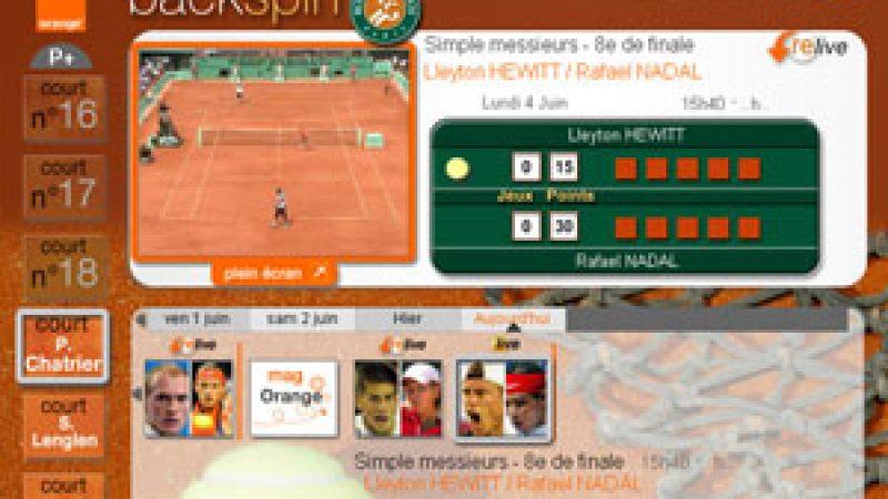 Orange : Innovation dans la TV par ADSL