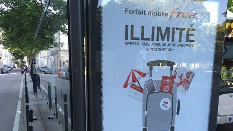 Nouvelle campagne de pub Free Mobile