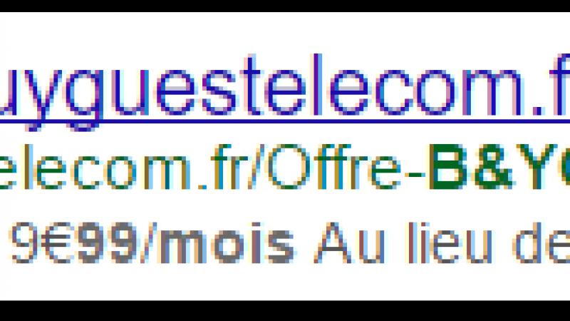 Bouygues Télécom prépare de nouvelles promos : Forfait B&You 3 Go pour 9.99 euros/mois