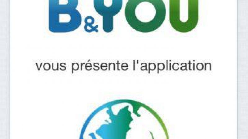 B&You lance une application pour téléphoner et envoyer des SMS vers la France gratuitement
