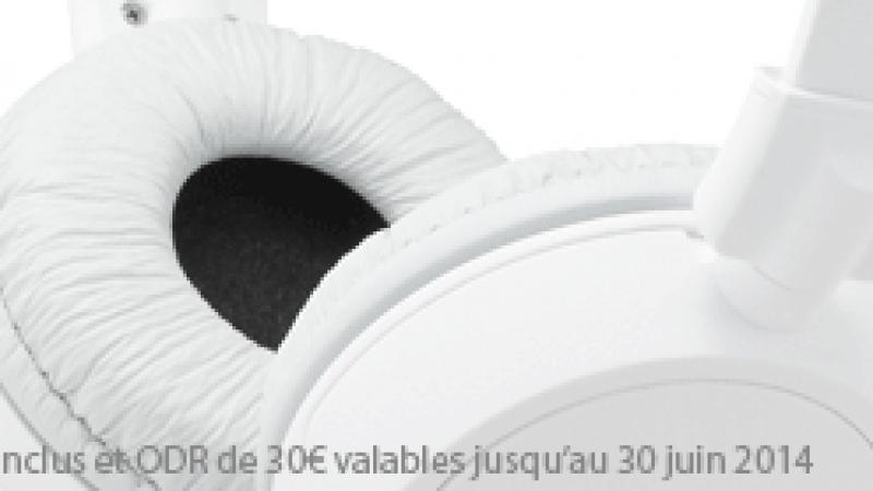 Free Mobile : un casque inclus et 30€ remboursés pour l'achat d'un Sony xPeria E1