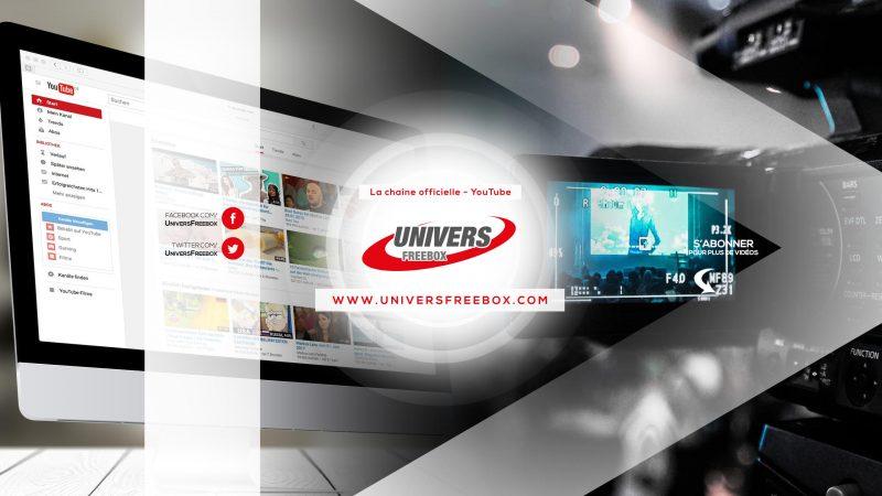 Résultat du concours de la chaîne YouTube d'Univers Freebox : la liste des 10 gagnants