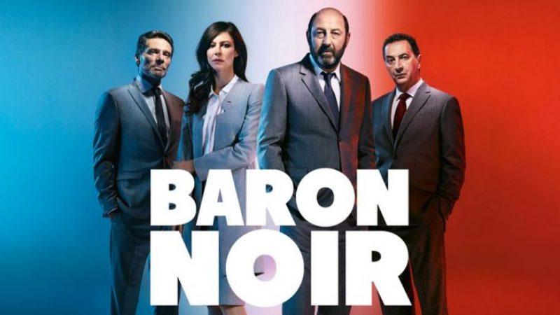 Kad Merad annonce une troisième saison de sa série « Baron Noir »