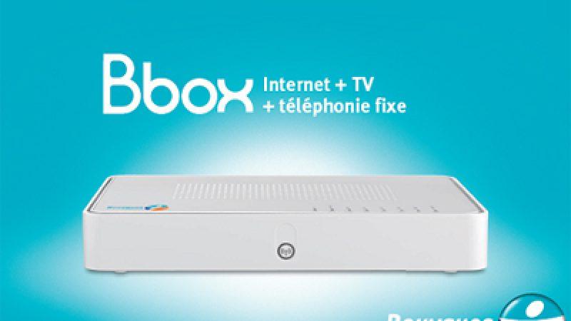 Bbox, la nouvelle box de Bouygues