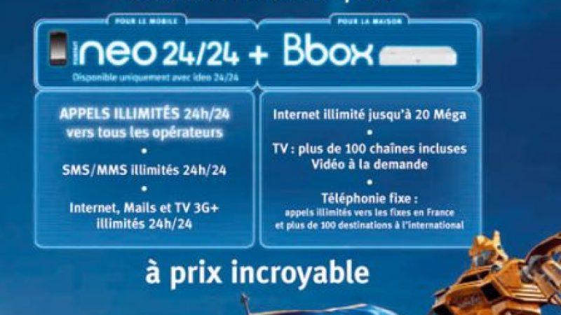 Bouygues Télécom confirme son offre illimité 24h/24
