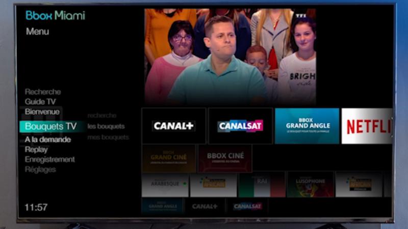 Découvrez la nouvelle interface TV de la Bbox Miami qui sera prochainement disponible