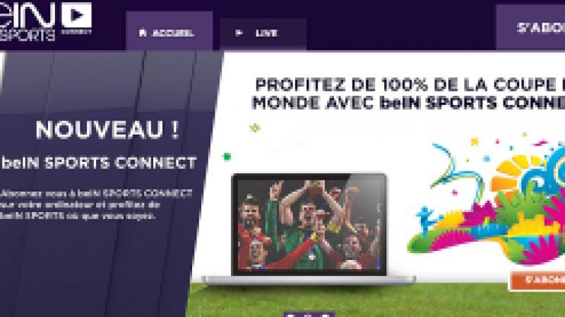beIN SPORTS Connect disponible depuis aujourd'hui