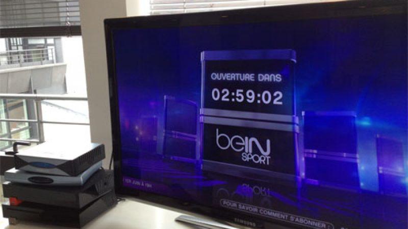 Freebox TV : Augmentation du tarif de beIN Sport à partir du 1er mars