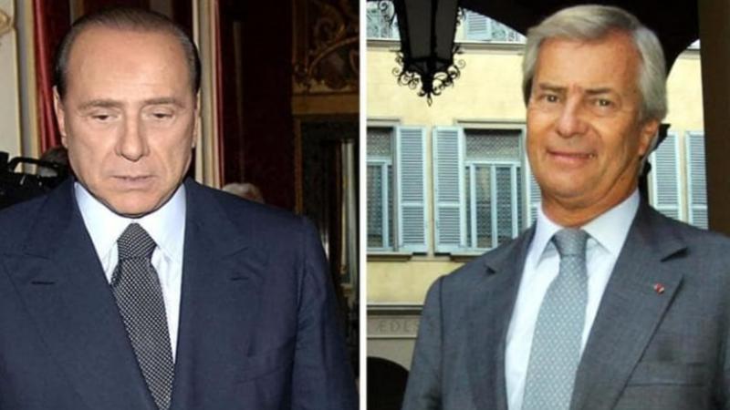 Média : l'accord entre Vivendi et Mediaset portera sur les contenus