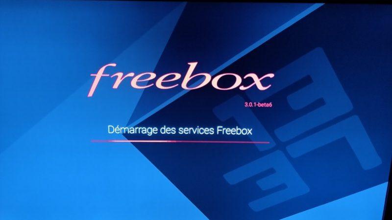 Free lance une nouvelle mise à jour de la bêta de la Freebox Mini 4K