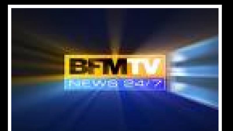 BFM TV en 16/9 courant 2010