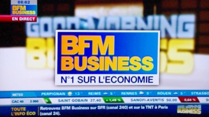 [Màj] Freebox TV : BFM Business est diffusée depuis 6h