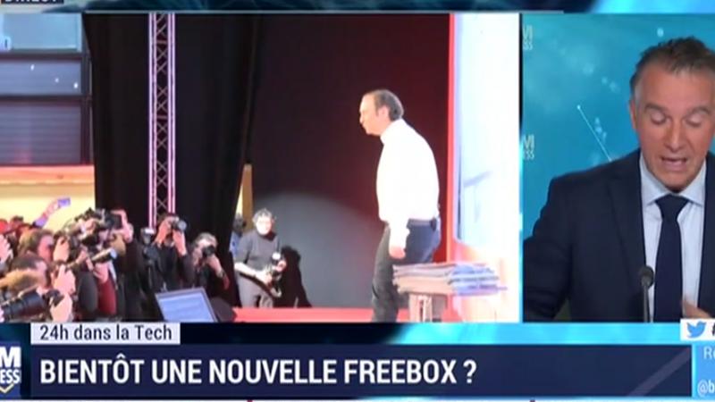BFM Business fait des projections sur ce que proposera la Freebox V7 annoncée par Free