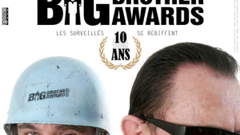 """Big Brother Awards : Frédéric Mitterrand en lice pour une """"Palme"""""""