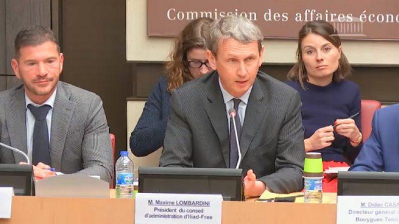 """New Deal : Maxime Lombardini (Free) indique que les communes doivent y mettre du leur et utiliser """"l'accélérateur"""" à leur disposition"""