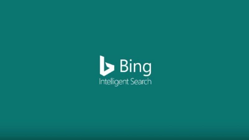 Microsoft lance la recherche visuelle sur Bing afin de concurrencer Google