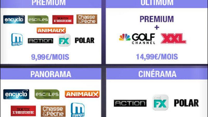 Freebox TV : nouveaux packs Bis TV enrichis avec un accès illimité à 200 vidéos