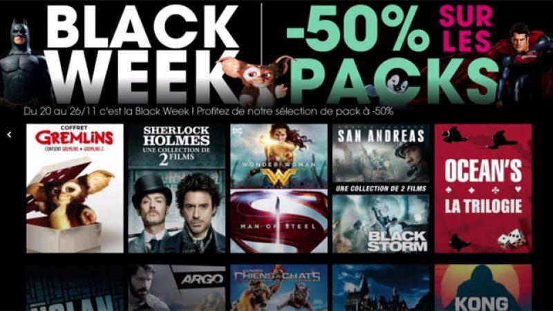 Freebox Vidéo Club : c'est la Black Week sur MYTF1 VOD avec des offres à -50%