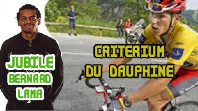 Semaine Sport (24) : Dauphiné, F1, Moto GP, Jubilé Bernard Lama