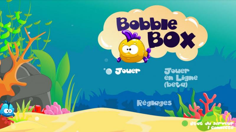 Freebox Révolution : devenez bêta-testeurs pour le mode online de Bobble Box