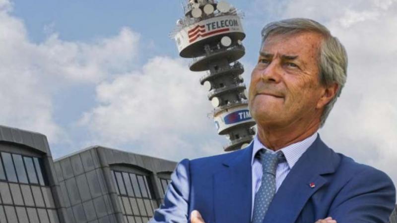 Bolloré s'embourbe en Italie : Vivendi contrôle de facto Telecom Italia selon le gendarme de la bourse