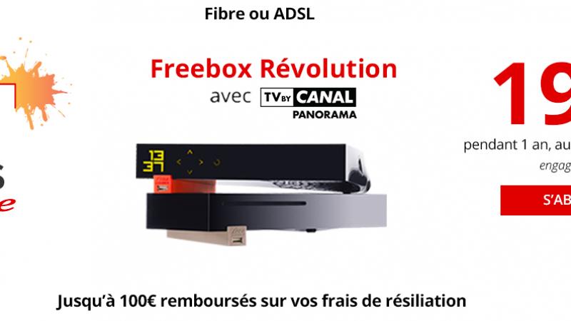"""Free : encore une semaine pour profiter des """"bons plans Free"""" sur les offres Freebox"""