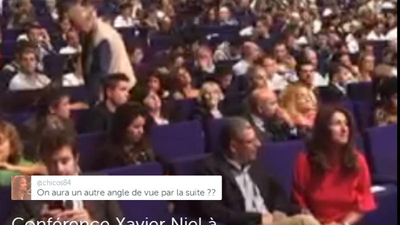 Suivez en direct la conférence de Xavier Niel à Bordeaux