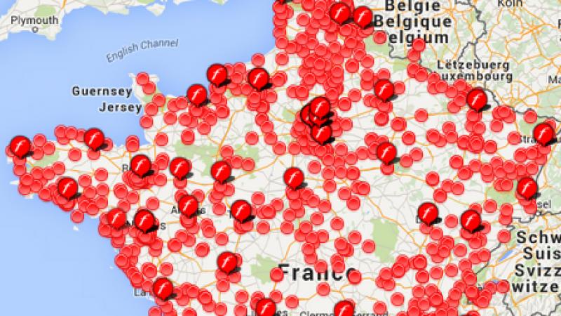Free annonce avoir franchi la barre des 1300 bornes interactives installées partout en France