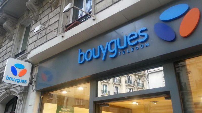 Augmentation automatique du prix et de l'enveloppe data du forfait Bouygues Telecom Sensation 2h+1Go