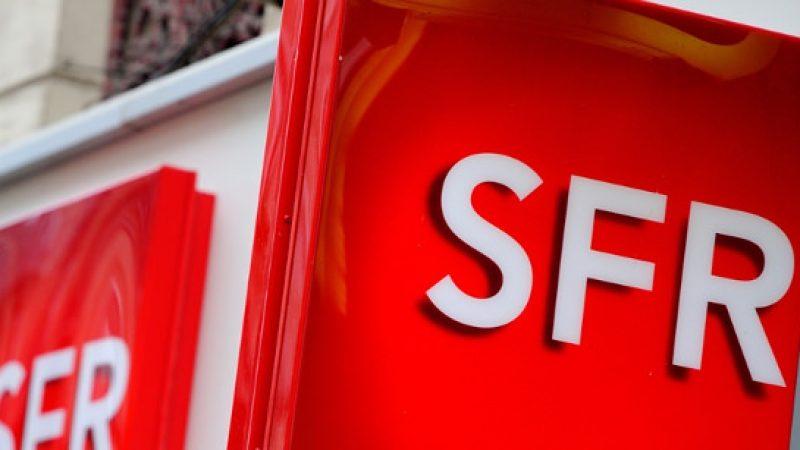 SFR pourrait faire le choix d'abandonner certains de ses titres de presse
