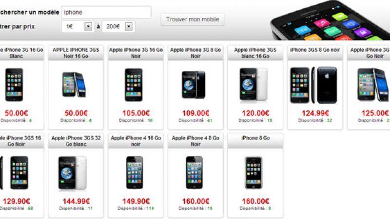 Univers Freebox lance une boutique de mobiles d'occasion en partenariat avec PriceMinister
