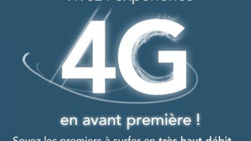Bouygues propose à ses abonnés lyonnais de tester la 4G