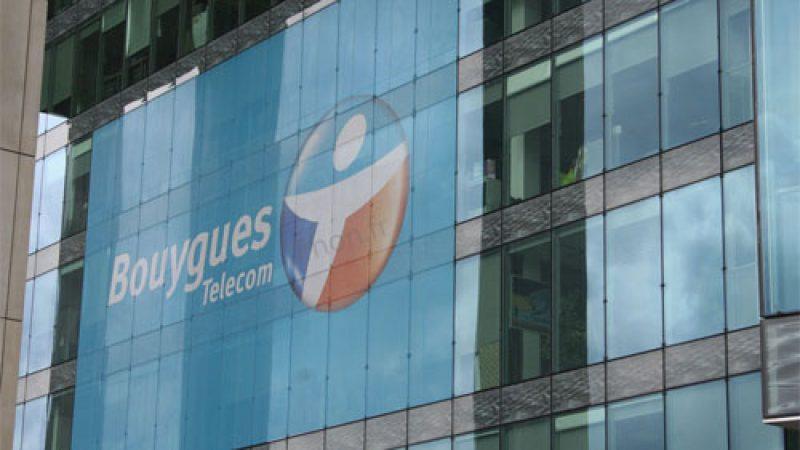 Rachat de SFR : Bouygues Télécom réagit suite à la dépêche de Bloomberg