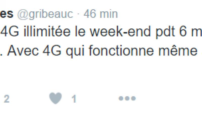 Bouygues Télécom propose son forfait B&You 3Go à 9.99€/mois