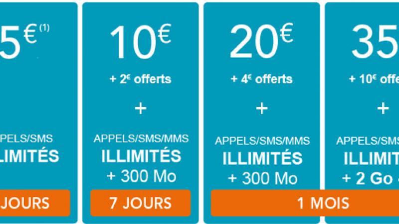 La 4G débarque en prépayé chez Bouygues Telecom
