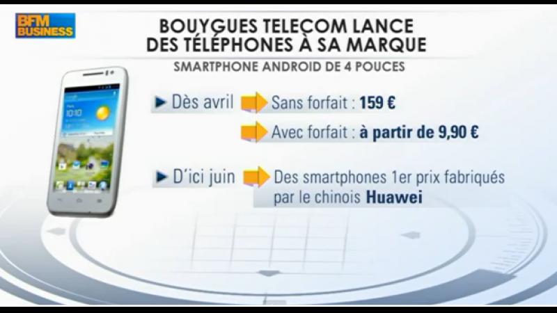 Le directeur général de Bouygues Télécom rend « hommage » à Free sur BFM
