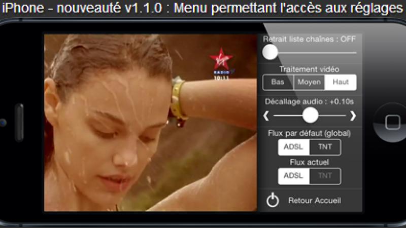 Box'n TV Mini pour iOS évolue et améliore la détection du Freebox Player