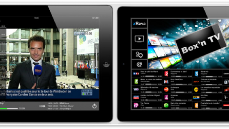 Box'n TV où comment regarder Freebox TV sur son iPad