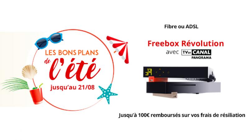 """""""Bons plans d'été Freebox"""" :  c'est reparti pour un tour"""