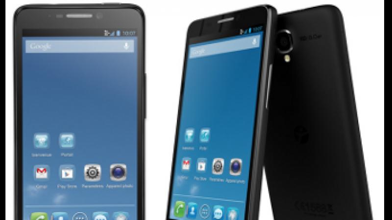 Bouygues Telecom annonce le BS 471, un smartphone sous Android